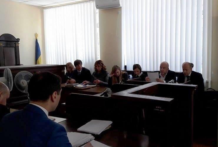 ВПолтаве состоялось очередное совещание суда над Кернесом