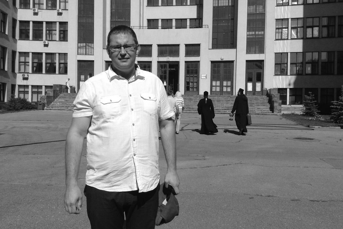 Взоне АТО скончался украинский корреспондент