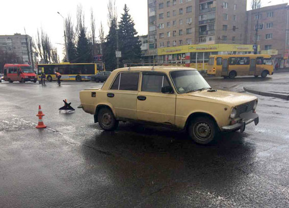 ВКременчуге около ж.д. вокзала сбили девочку