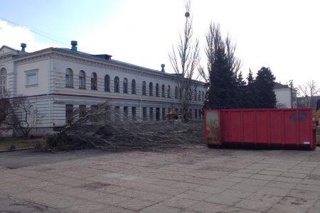 Центральная площадь Изюма будет реконструирована