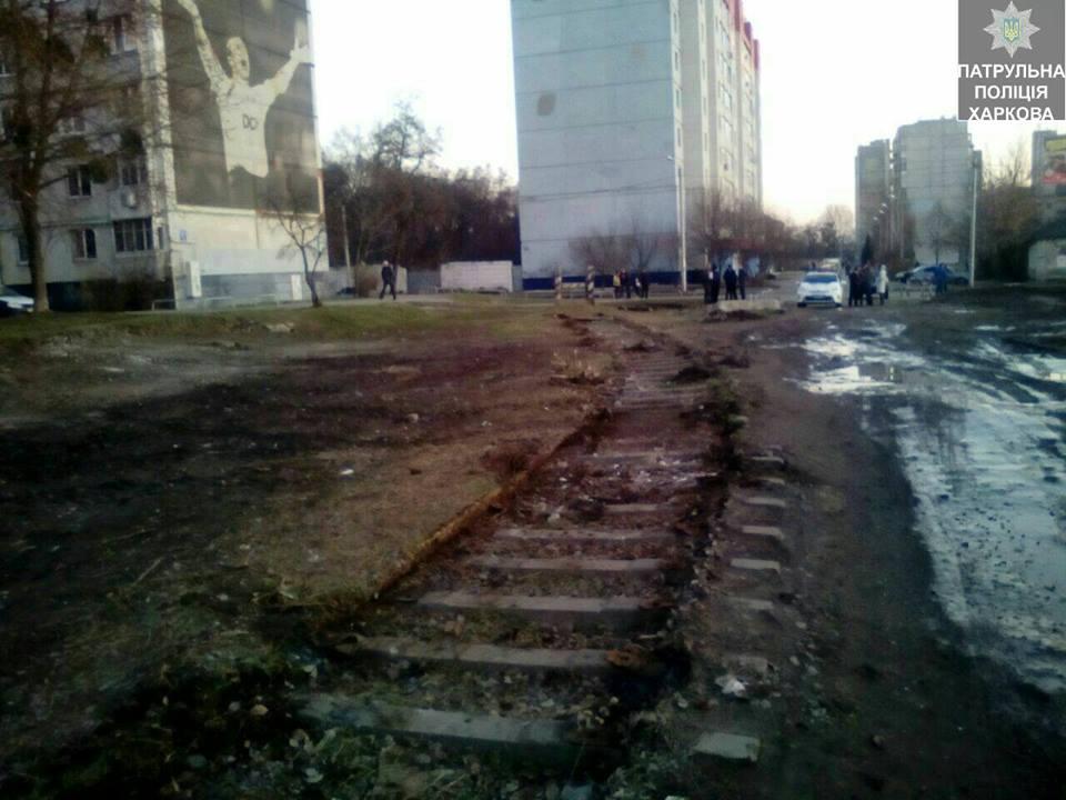 В центральной части города демонтировали рельсы (ФОТО)