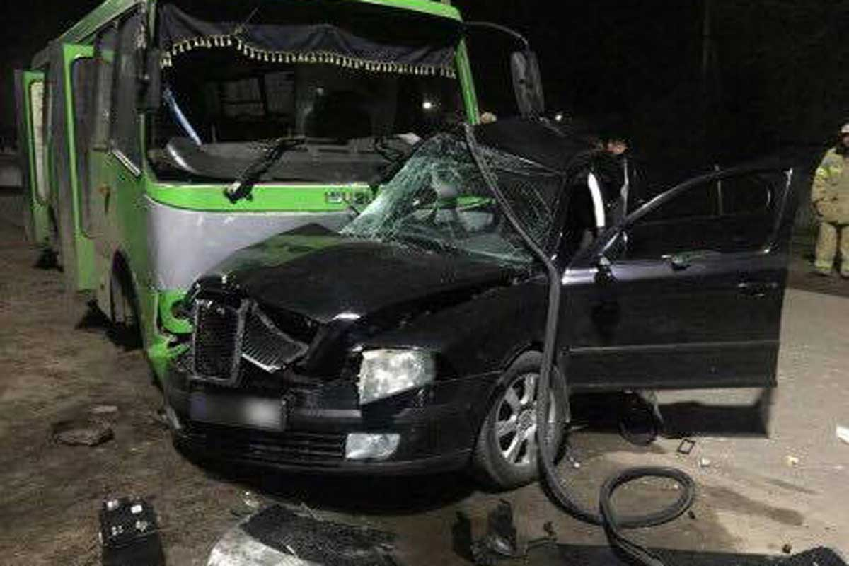 ВБалаклее автобус попал в трагедию, необошлось без жертв