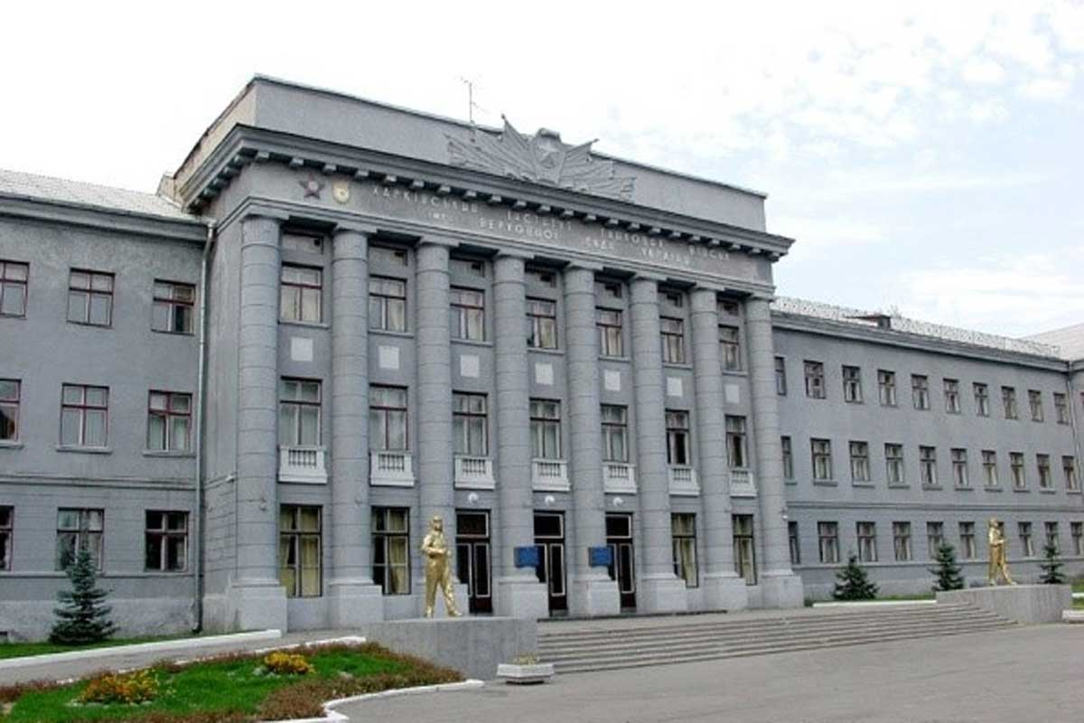 ВХарькове восстановят университет танковых войск