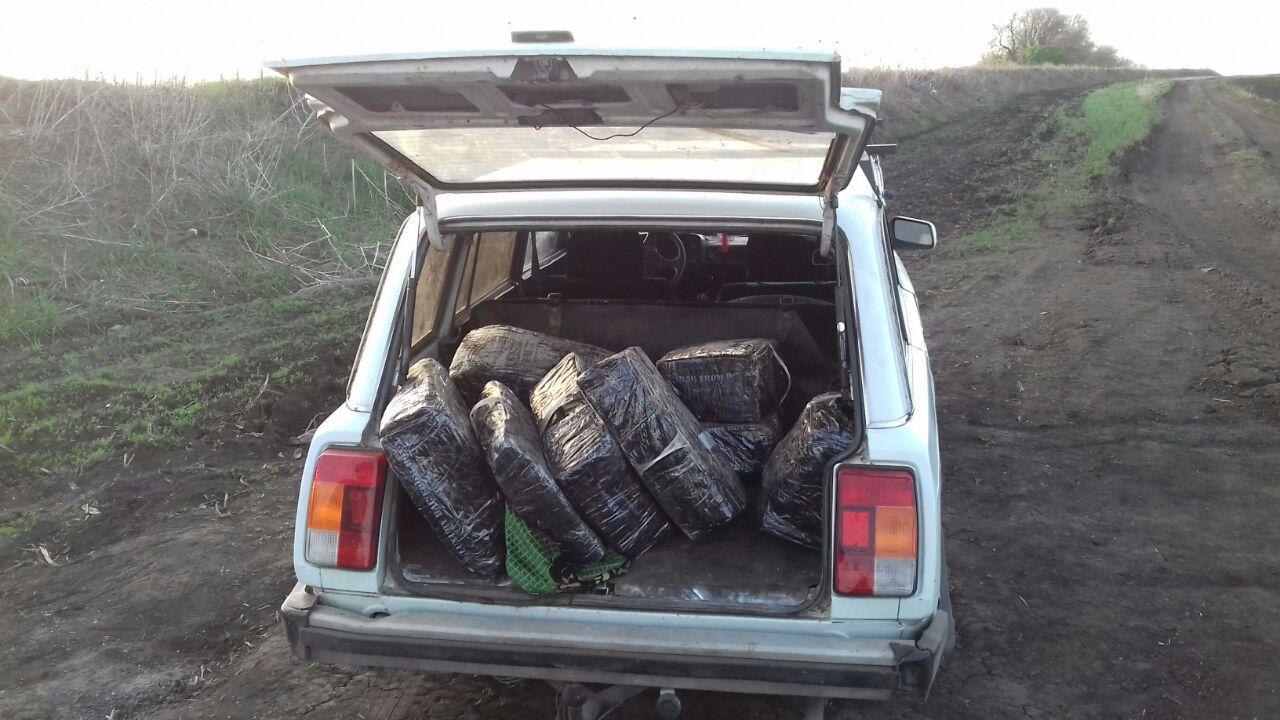 Таможенники задержали двоих украинцев при попытке провезти в РФ 200кг сала
