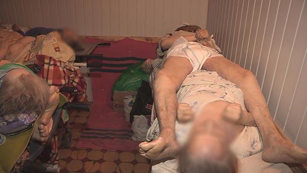 Узкая киска раздетой медсестры в морге 20 фото эротики