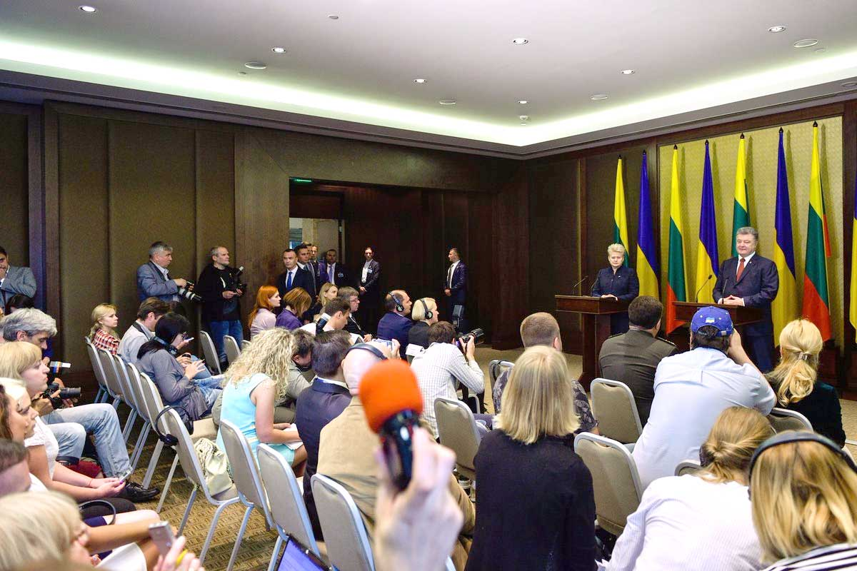 Минск потребовал объяснений из-за обвинений президента Литвы
