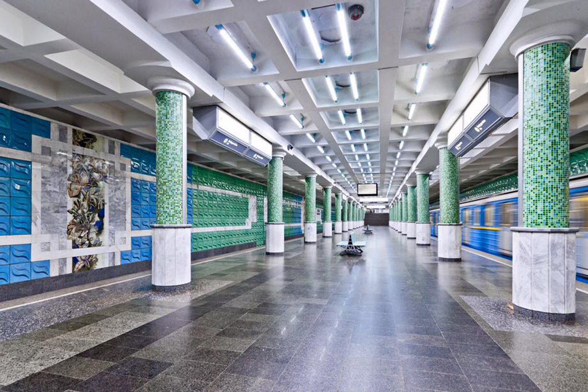 фото станций харьковского метрополитена ещё хотел повидаться