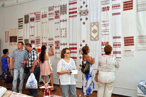 Выставка вышивка харьков