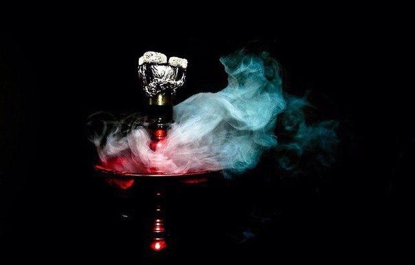кальян фото дым