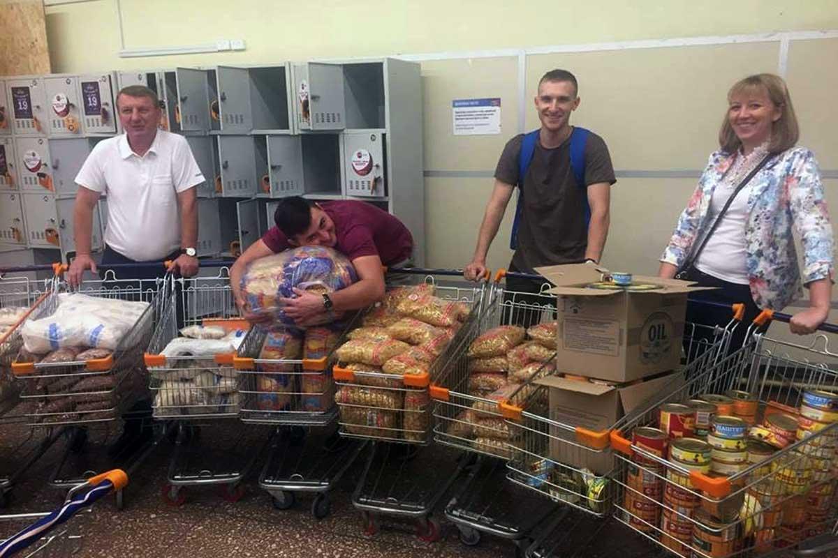 В Харькове голодают студенты - харьковские новости Status quo 6896406810e