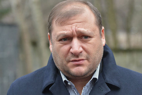 Михаил Добкин объявил овыходе изОппозиционного блока