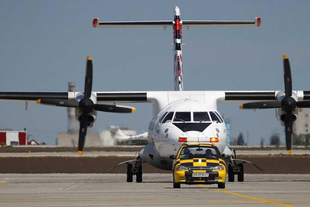 Европейское агентство авиабезопасности вводит ограничения наполёты над всем востоком Украинского государства