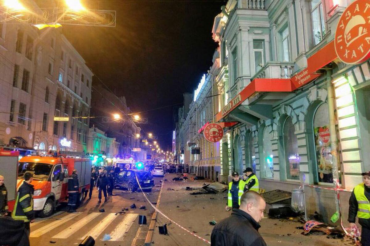 Нацполиция Харьковщины назвала имена погибших вДТП: количество жертв выросло до 6-ти