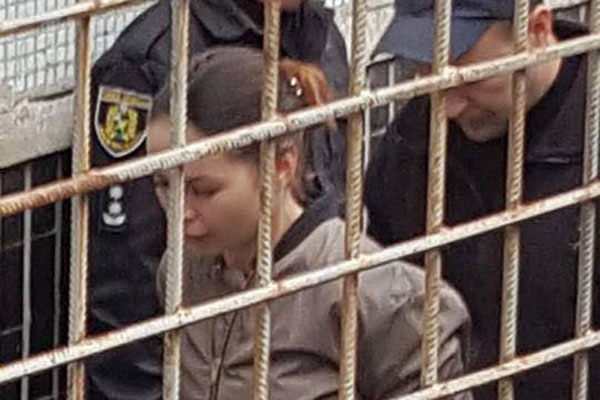 Милиция: Переквалификация открытого уголовного производства вотношении Зайцевой исключена