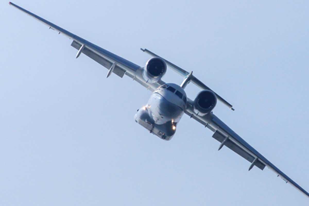 Штатская компания инвестирует $150 млн вХарьковский авиазавод