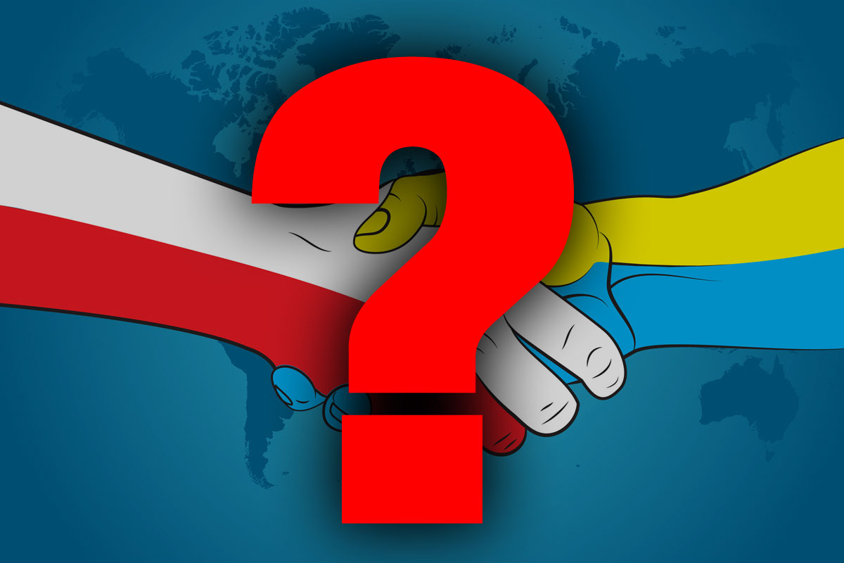 ВМИД Польши рассказали, что всписке невъездных украинцев— только чиновники