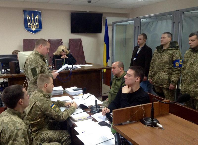 Суд выбрал арест начальнику изаместителю ХНУ имени Кожедуба