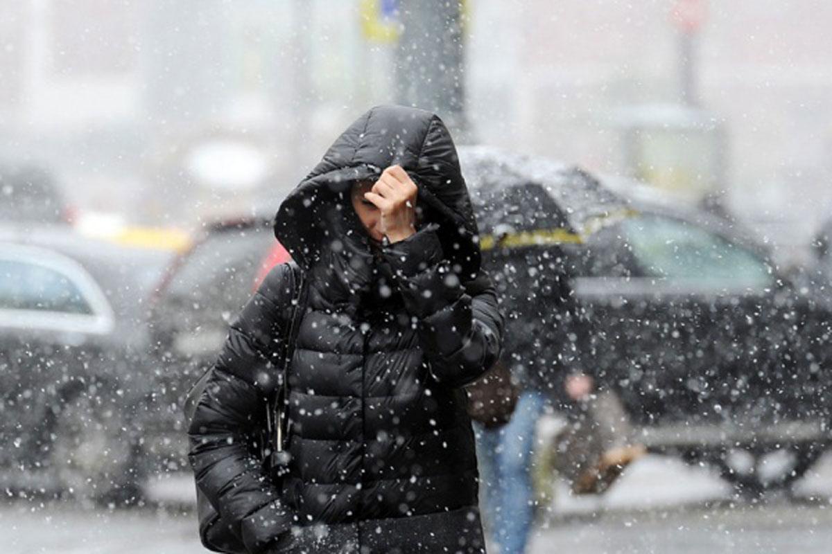 Дождь либо мокрый снег: какая погода ждет харьковчан совсем скоро