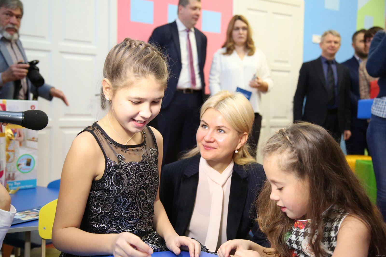 Светличная и Луценко открыли детский центр (фото) - харьковские новости  Status quo 7cf38aa4bea