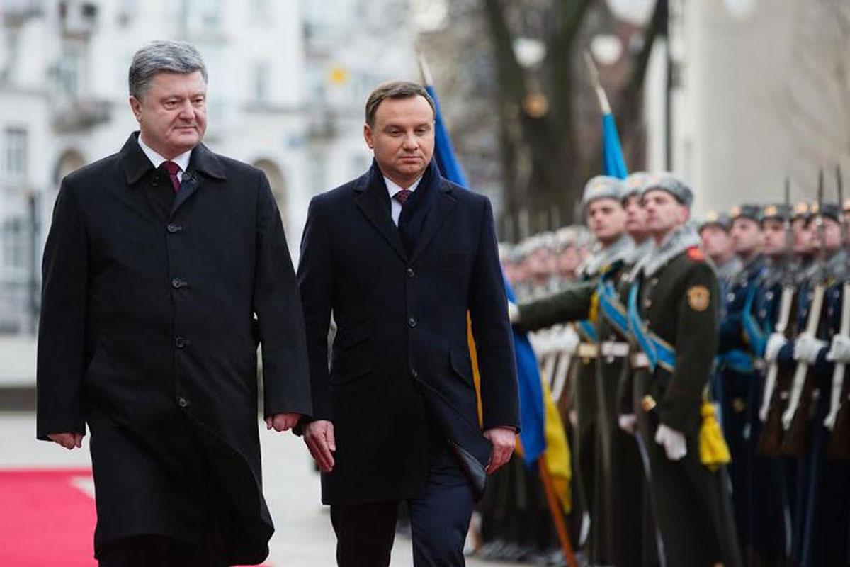 Порошенко назвал «Северный поток-2» угрозой для Европы