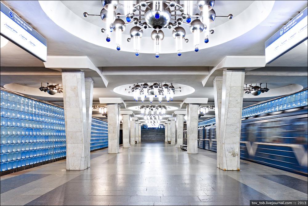 ВХарькове закрыли станцию метро из-за подозрительных коробок