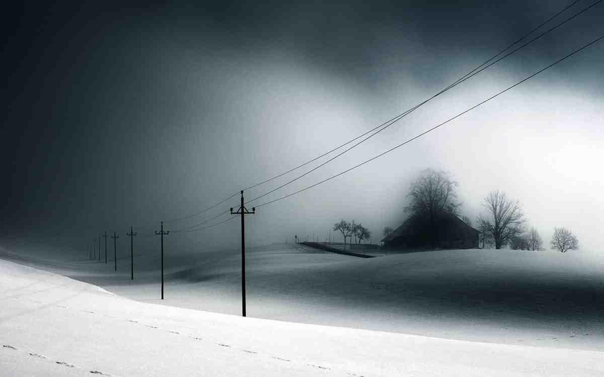 Снегопад наХарьковщине выводил изстроя восемь котельных,— ОГА