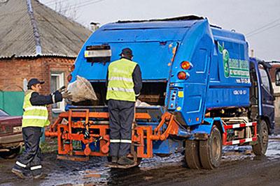 ВХарькове появились некоторые проблемы свывозом мусора изчастного сектора