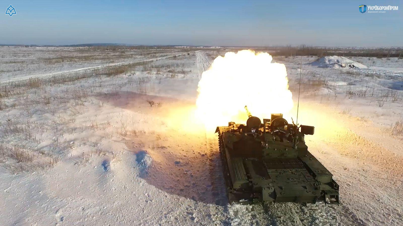 В «Укроборонпроме» говорят, что будут делать улучшенные «Оплоты» для ВСУ