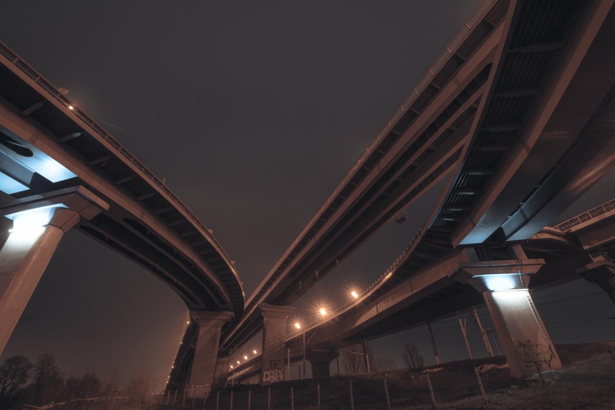 фотографии из под моста часть хабаровского края