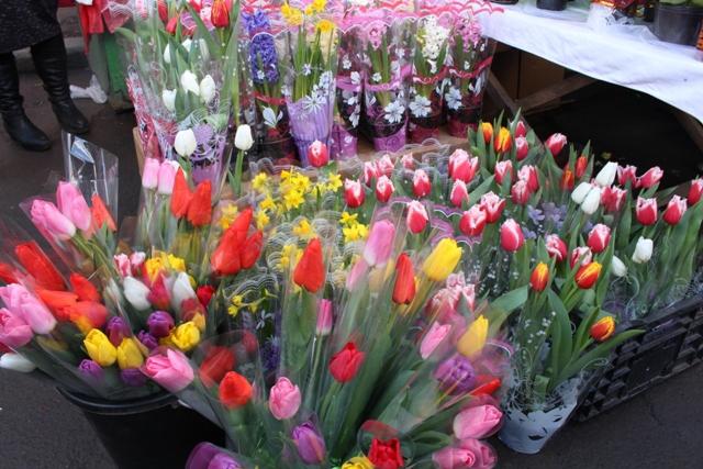 Купить цветы в лубнах