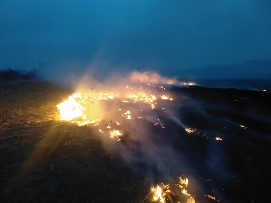 a8b1dd51f4091f На Полтавщине - пожары на открытых территориях - полтавские новости ...