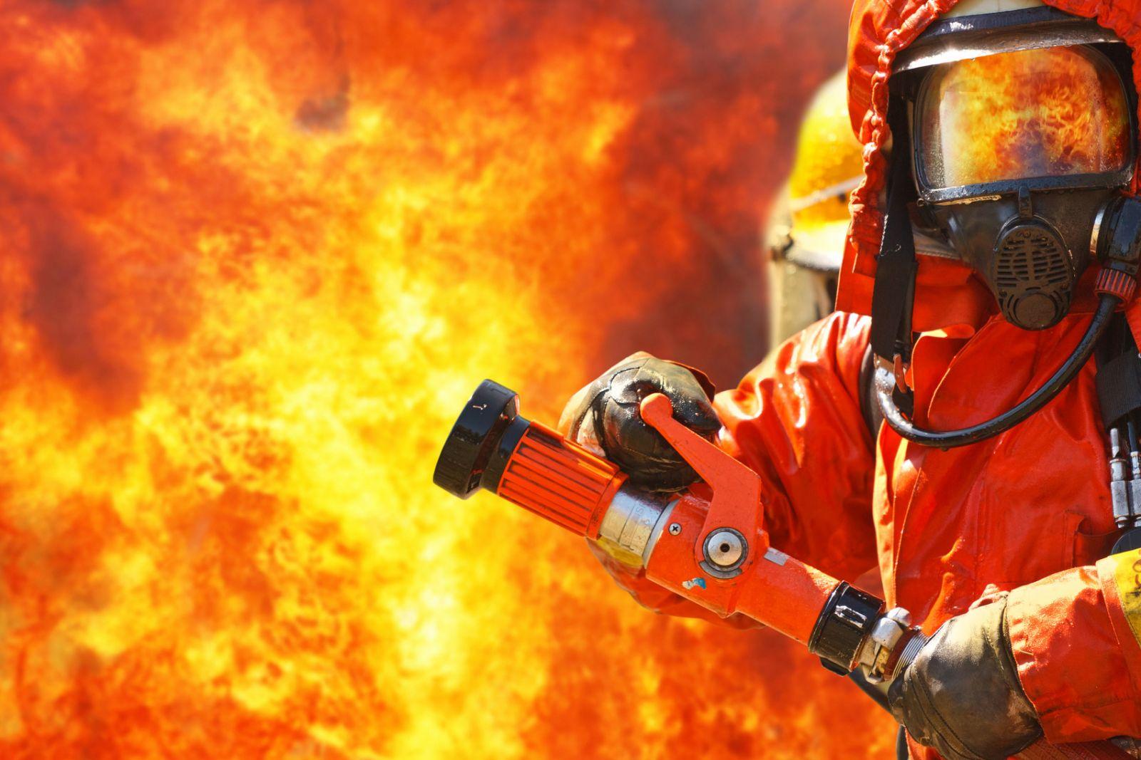 Крутые картинки с пожарными