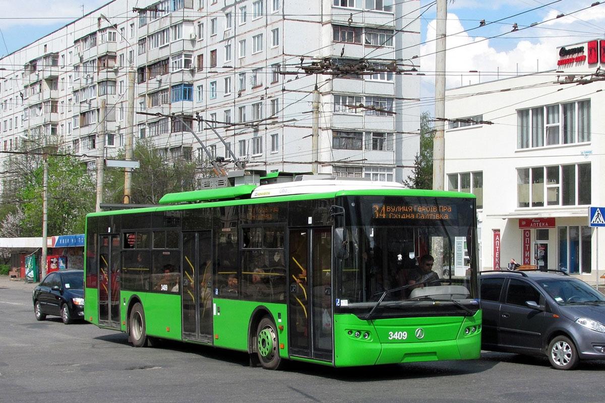 Жители Харькова просят у Кернеса новые троллейбусы